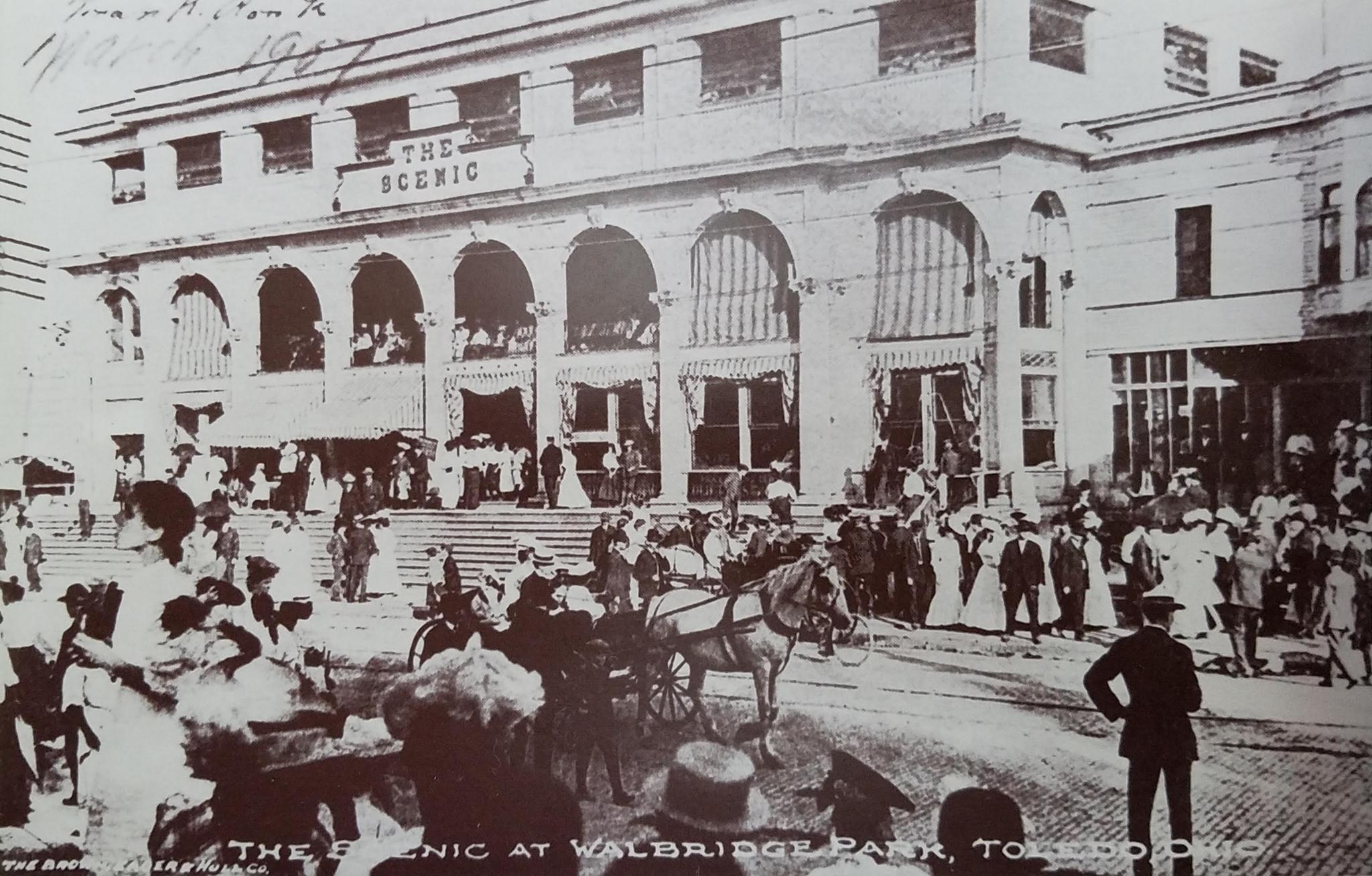 The Scenic in 1907