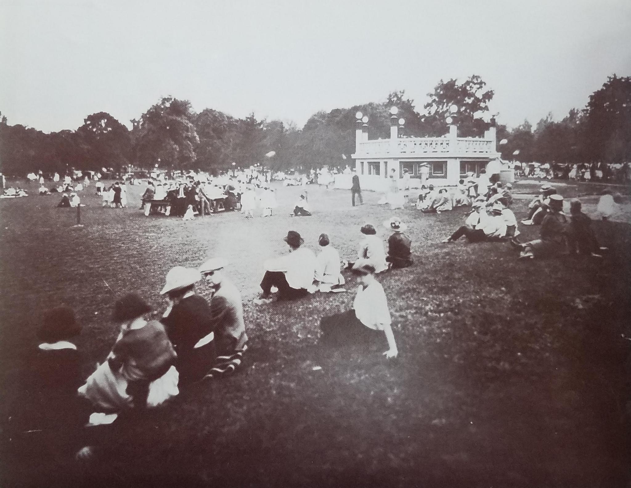 Concert in 1922