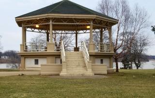 walbridge park gazebo